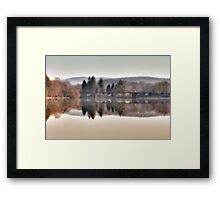 Loch Ken Viaduct Framed Print