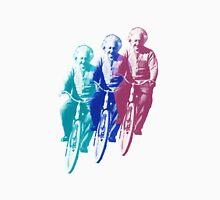 Albert Einstein by bike Unisex T-Shirt
