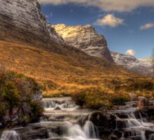 Russell Burn and the Bealach na Ba Sticker