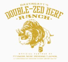 Davengatts Double-Zed Nerf Ranch One Piece - Short Sleeve