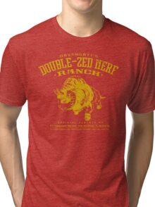 Davengatts Double-Zed Nerf Ranch Tri-blend T-Shirt