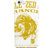 Davengatt's Double-Zed Nerf Ranch iPhone Case/Skin