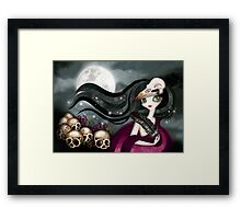 The Witching Hour Framed Print