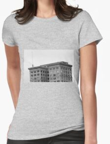 Grit City 30 Womens Fitted T-Shirt