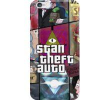Stan Theft Auto iPhone Case/Skin