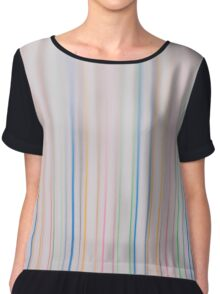 Stripey Dreams Chiffon Top