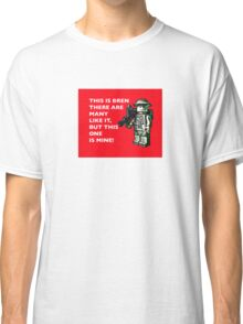 My mate Bren by Tim Constable Classic T-Shirt