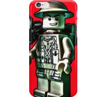 My mate Bren by Tim Constable iPhone Case/Skin