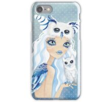 Owl Duchess iPhone Case/Skin