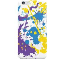 Paint Splash iPhone Case/Skin
