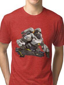 Winston! Tri-blend T-Shirt