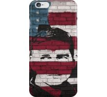 Reese US Flag | Person of Interest iPhone Case/Skin