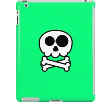 Pirate's First Day iPad Case/Skin