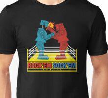 Rock'em Sock'em - 2D Original Punch Variant Unisex T-Shirt