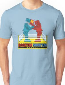 Rock'em Sock'em - 2D Original Punch Variant Unisex T-Shirt