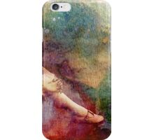 HER BALLET DREAMS iPhone Case/Skin