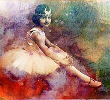 HER BALLET DREAMS by Tammera