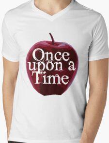 Once Upon A Time - Poison Apple Mens V-Neck T-Shirt