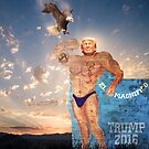 El Magnifico - Trump 2016 by Alex Preiss