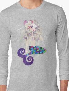 Amethyste Mermaid Long Sleeve T-Shirt
