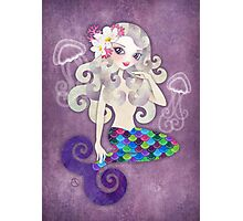 Amethyste Mermaid Photographic Print