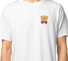 Suzuki the Mighty Teddy Bear  Classic T-Shirt