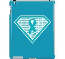 POTS Superhero iPad Case/Skin