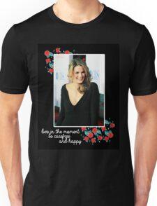 Stana Katic Unisex T-Shirt