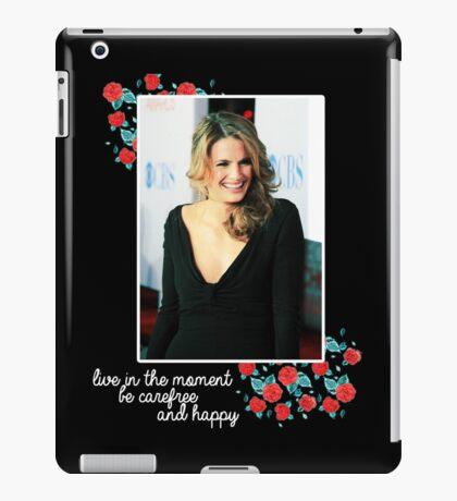Stana Katic iPad Case/Skin