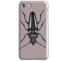 Flying Victorian Insect Beetles Bug iPhone Case/Skin