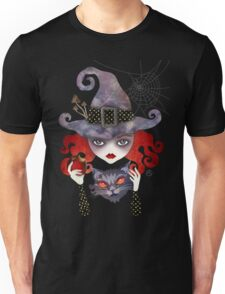 Maelba, the Red Witch Unisex T-Shirt