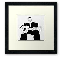 blues #6 Framed Print