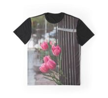 Beacon Street Tulips Graphic T-Shirt