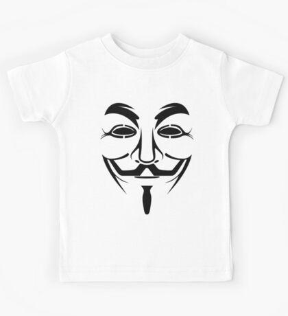 Guy Fawkes Kids Tee