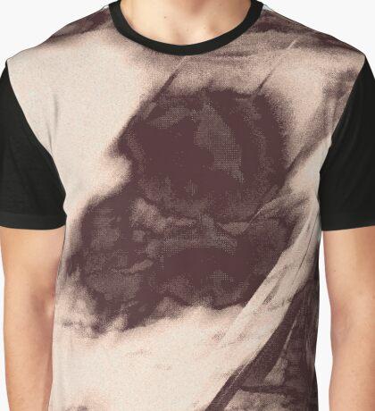 Abstract Rock Array Graphic T-Shirt