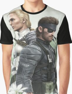 MGS Graphic T-Shirt