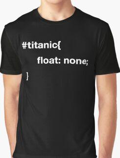 CSS joke. Graphic T-Shirt