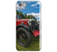 Arriving In Style iPhone Case/Skin