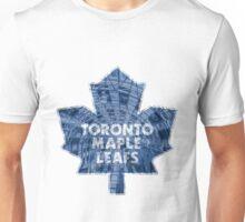 Toronto Maple Leafs Logo with Skywalk3 Unisex T-Shirt