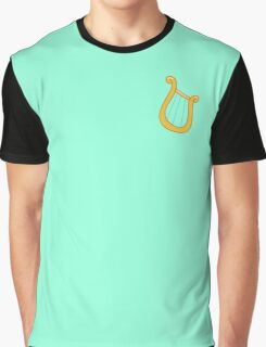 Lyra Cutie Mark Graphic T-Shirt