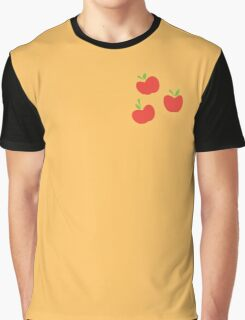 Applejac Cutie Mark Graphic T-Shirt