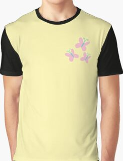 Fluttershy Cutie Mark Graphic T-Shirt
