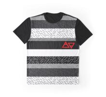 Air&Earth (AV) levels Graphic T-Shirt