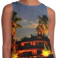 Florida by Night Contrast Tank