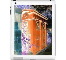Tardis Inversion iPad Case/Skin