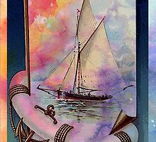 SUMMER SAILS by Tammera