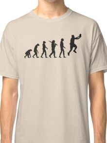 basketball evolution Classic T-Shirt
