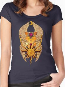 Clow Book Women's Fitted Scoop T-Shirt