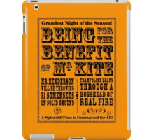 Being for the Benefit of Mr Kite - Colourway 1 iPad Case/Skin