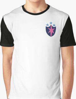 Shining Armor Cutie Mark  Graphic T-Shirt